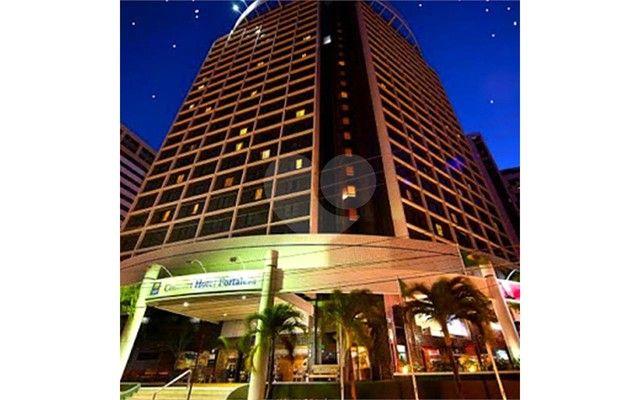 Apartamento à venda com 1 dormitórios em Meireles, Fortaleza cod:REO538234 - Foto 9