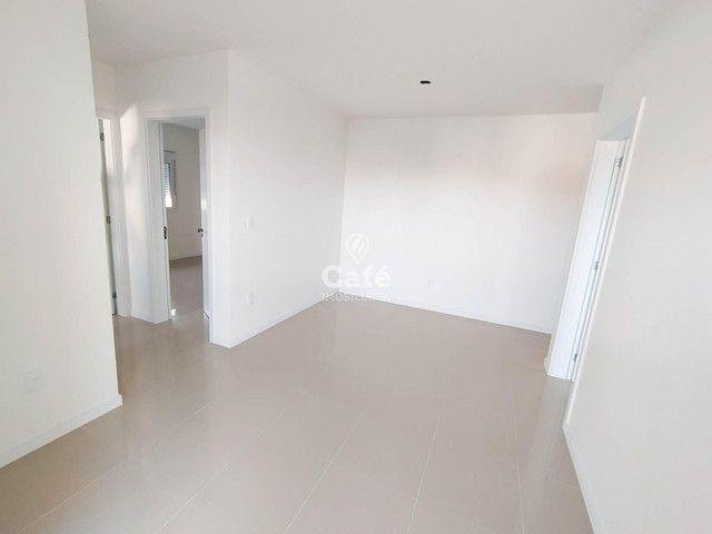 Apartamento Novo com 2 dormitórios, sacada com churrasqueira e Garagem. - Foto 6