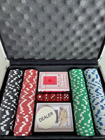 Maleta de Poker 200 Fichas