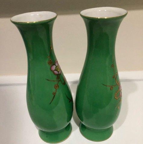 Par de vasos japonês  - Foto 6