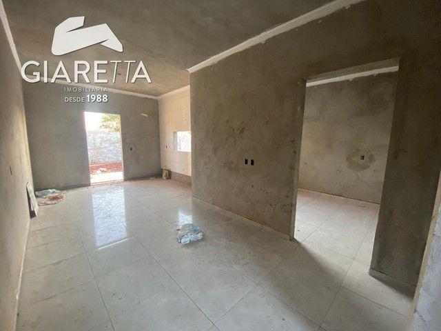 Casa com 2 dormitórios à venda, JARDIM PINHEIRINHO, TOLEDO - PR - Foto 4