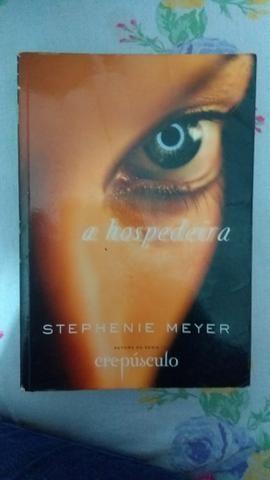 Livro A Hospedeira - Stephenie Meyer