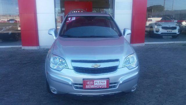 Gm - Chevrolet Captiva t 2.4 12/12