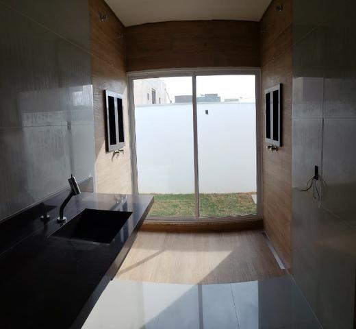 Casa Térrea no Condomínio Florais dos Lagos com 4 suítes - Foto 15