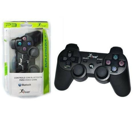 Controle para PlayStation 3 - Fazemos Entregas (Garantia de 3 meses )