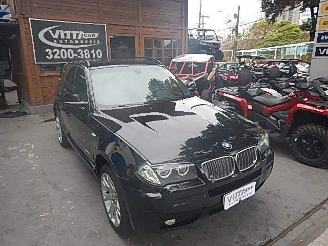 Bmw X3 Bmw X3 Sport 4x4 24v Gasolina 4p. Automática. 2009/2010