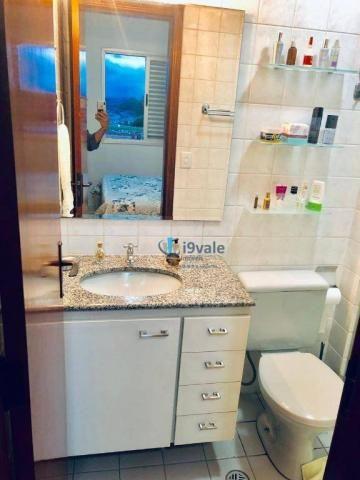 Apartamento com 3 dormitórios sendo 1 suíte à venda, 70 m² - vila industrial - são josé do - Foto 18