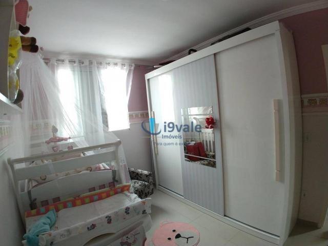 Apartamento com 2 dormitórios à venda, 54 m² por r$ 180.000 - villa branca - jacareí/sp - Foto 14
