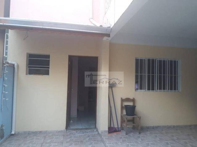 Sobrado com 3 dormitórios à venda, 90 m² por r$ 480.000 - laranjeiras - caieiras/sp - Foto 2