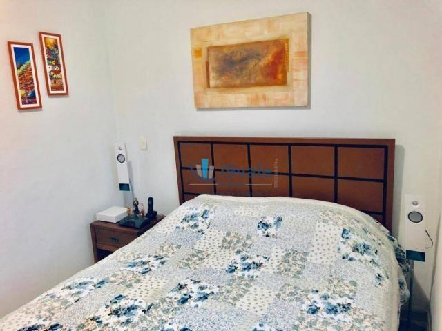 Apartamento com 3 dormitórios sendo 1 suíte à venda, 70 m² - vila industrial - são josé do - Foto 8