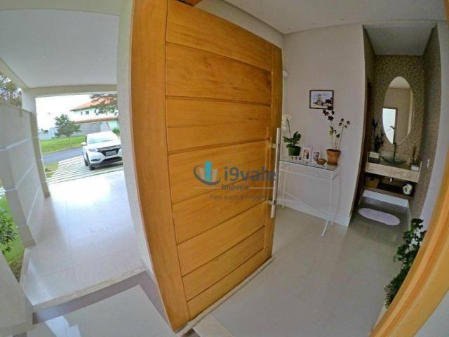 Linda casa térrea à venda, condomínio alto luxo mirante do vale, jacareí-sp - Foto 15