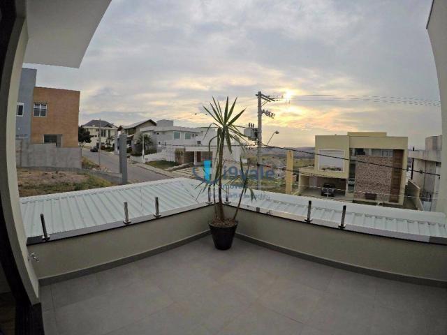 Casa condomínio jaguary, 4 suítes, 4 vagas, urbanova, são josé dos campos-sp - Foto 18