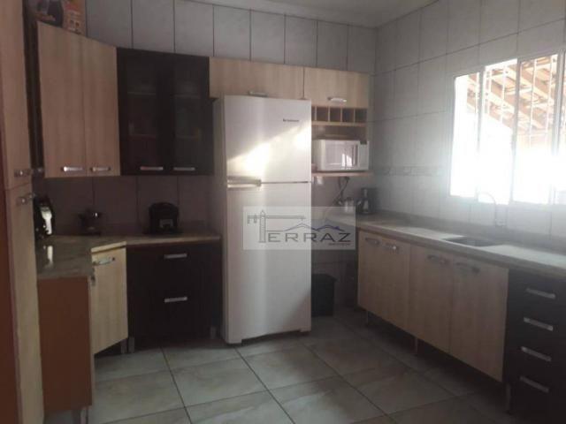 Sobrado com 3 dormitórios à venda, 90 m² por r$ 480.000 - laranjeiras - caieiras/sp - Foto 5