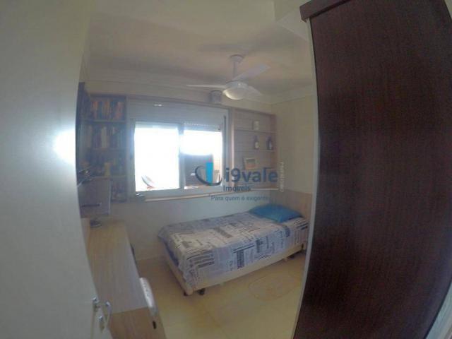 Porteira fechada !!!apartamento com 4 dormitórios à venda, 147 m² por r$ 970.000 - vila em - Foto 8