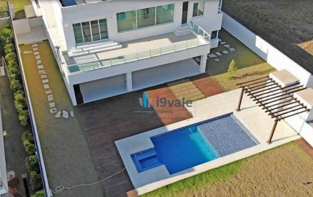 Casa condomínio alto padrão à venda, serimbura, urbanova, são josé dos campos-sp - Foto 2