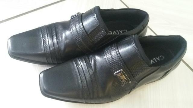 c8c4e21e8 Sapato social novo calvest número 40 - Roupas e calçados - St ...