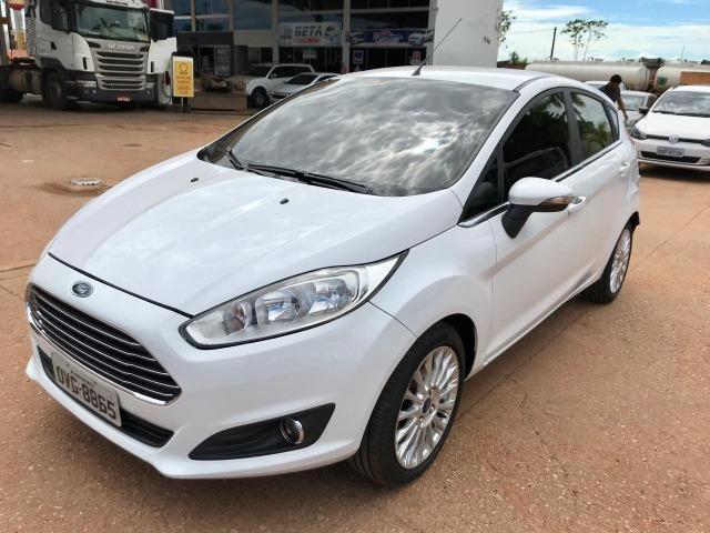 New Fiesta Titanium 1.6 Automático 2014 - Foto 3