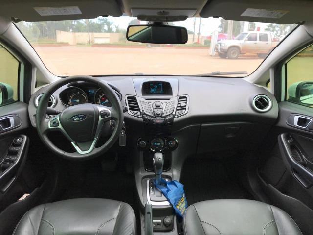 New Fiesta Titanium 1.6 Automático 2014 - Foto 8