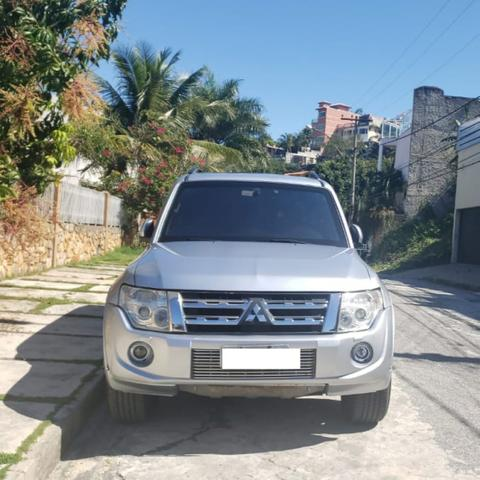 Mitsubishi pajero full 3.8 v6 blindada