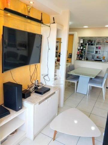 Apartamento projetado,60 m2,3 quartos, 2 vagas,edson queiroz - Foto 10