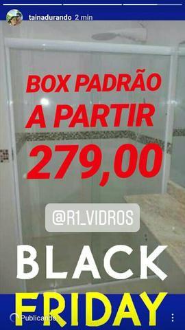 Black Friday R1 Vidros