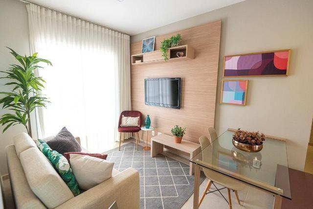 Apartamentos 2 qtos em Morada de Laranjeiras Via Jardins - Foto 3