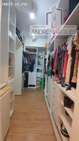 Casa em Condomínio para Venda em Salvador, Pituaçu, 4 dormitórios, 4 suítes, 6 banheiros,  - Foto 17