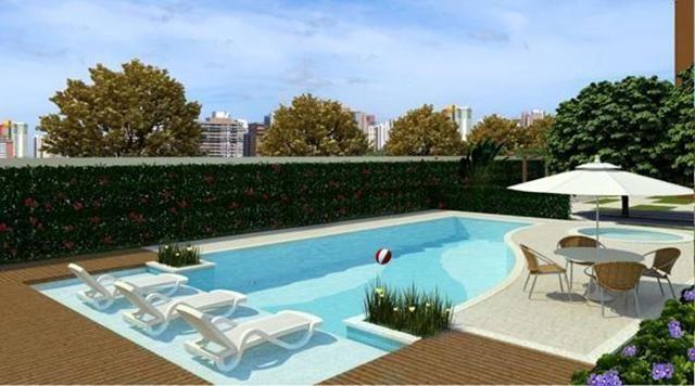 Apartamento com 2 dormitórios à venda, 54 m² por r$ 290.000,00 - jacarecanga - fortaleza/c - Foto 17