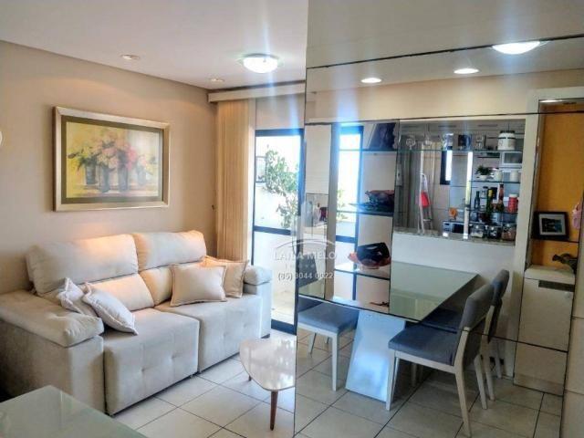 Apartamento projetado,60 m2,3 quartos, 2 vagas,edson queiroz - Foto 7