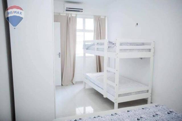 Apartamento à venda, 80 m² - meireles - fortaleza/ce - Foto 12