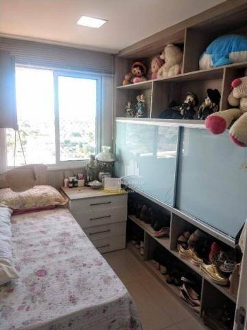 Apartamento no lago jacarey,74 m2,3 quartos,lazer completo,cidade dos funcionários - Foto 13
