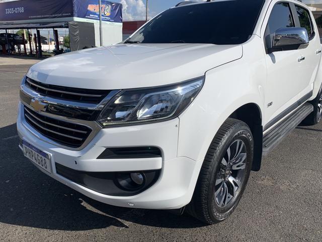 Vendo S10 LTZ diesel 4x4 automática 2018