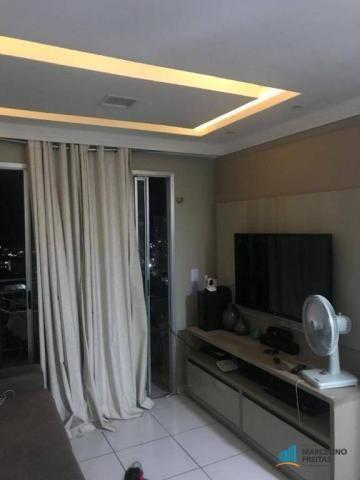 Apartamento com 2 dormitórios à venda, 54 m² por r$ 290.000,00 - jacarecanga - fortaleza/c - Foto 10