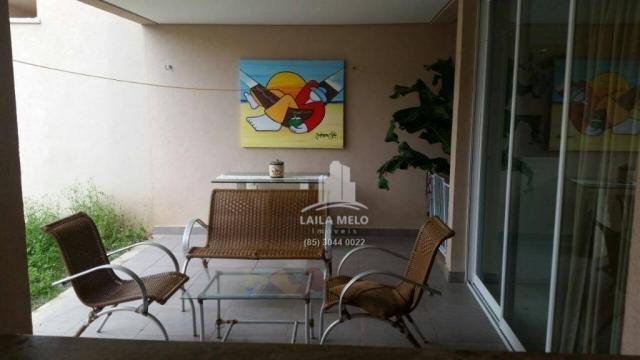 Casa dúplex em condomínio na lagoa redonda,190 m2, 4 quartos, lazer completo,fortaleza - Foto 4