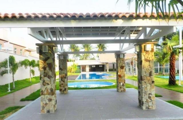 Casa dúplex em condomínio na lagoa redonda,190 m2, 4 quartos, lazer completo,fortaleza - Foto 8