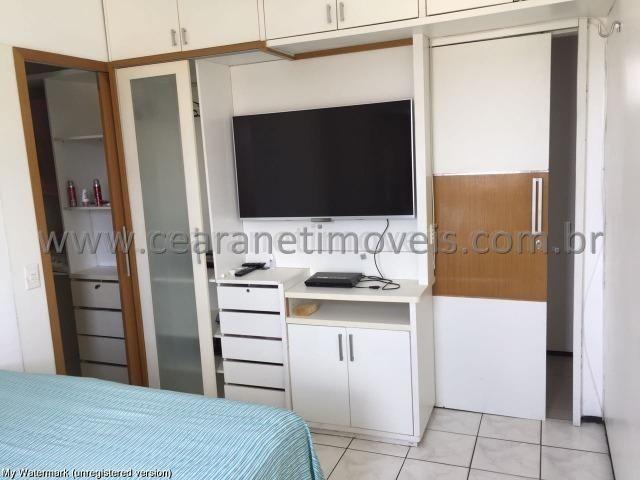 (Cod.:001 - Damas) - Mobiliado - Vendo Apartamento com 3 Quartos, 2 Vagas - Foto 7