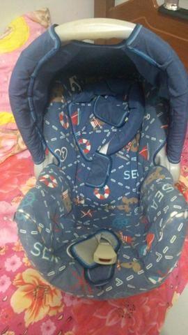 Bebê conforto semi novo - Foto 4