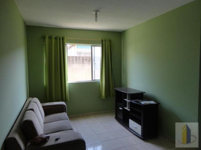 Apartamento para venda em serra, colina de laranjeiras, 2 dormitórios, 1 banheiro, 1 vaga