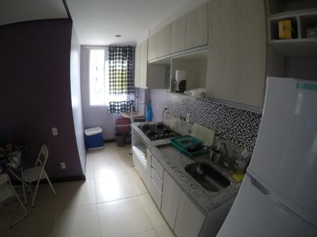 F - Apartamento 2 Qts térreo com Varanda / Praia da Baleia 117 mil - Foto 2