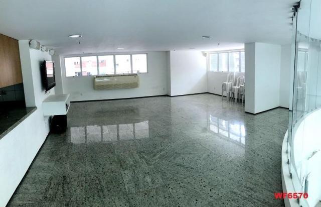 Apartamento com 3 suítes à venda, 218 m² por r$ 1.500.000 - meireles - fortaleza/ce - Foto 3