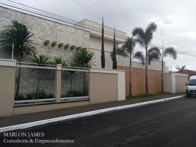 Casa alto padrão no centro da cidade de Inhumas-Go para vender! Nova! (casa de novela) - Foto 6