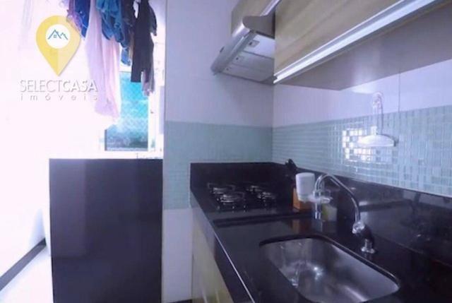 Apartamento 2 Quartos Lazer Completo Elevador em Colina de Laranjeiras - Foto 2