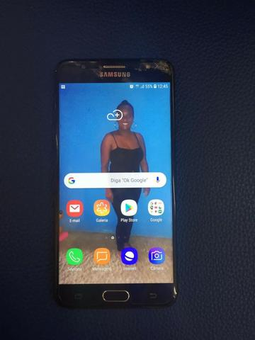Vendo ou troco j7 prime por outro celular mais volta pra mim - Foto 2