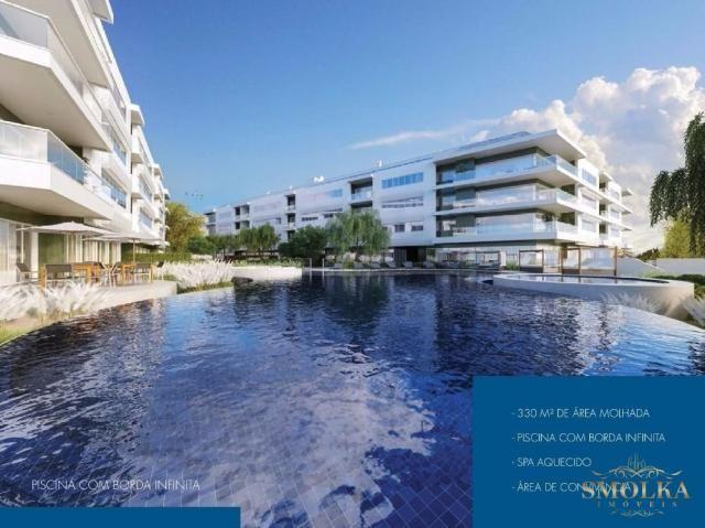 Apartamento à venda com 4 dormitórios em Jurerê, Florianópolis cod:7895 - Foto 2