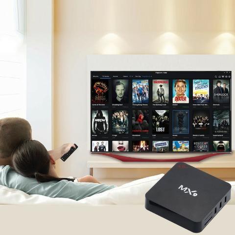 Tv Box MX9 4k (Netflix Youtube) - Foto 4