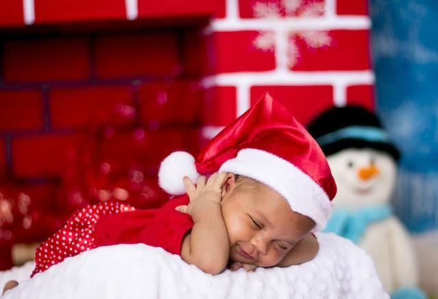 Ensaio de Natal infantil - Foto 5