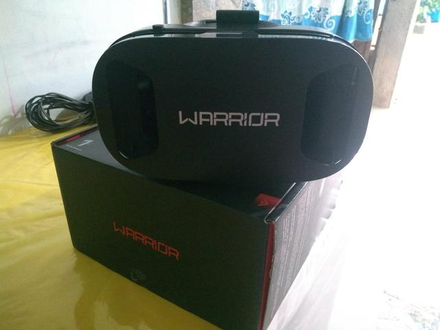 Vr game (Warriors)