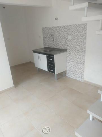 Aluga casa R$ 650,00 Parque continental 2 Guarulhos ( 2 cômodos grandes ) - Foto 2