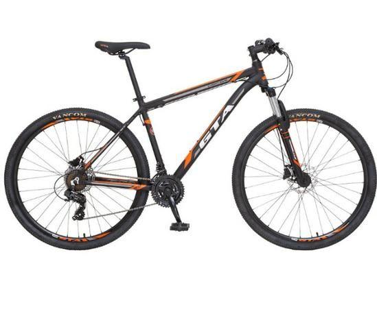 Bicicleta Aro 29 Freio Hidraulico Suspensão c\ Trava 10X S\ Juros - Foto 6