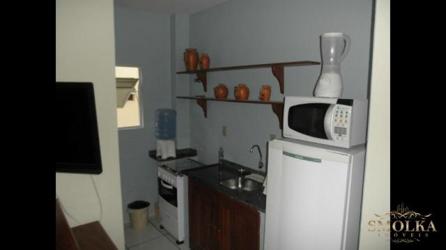 Apartamento à venda com 1 dormitórios em Cachoeira do bom jesus, Florianópolis cod:9463 - Foto 3